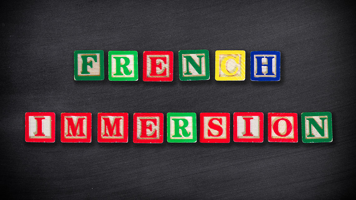 French Immersion Open House